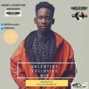DJ Hacker Jp - Valentine Exclusive Mix